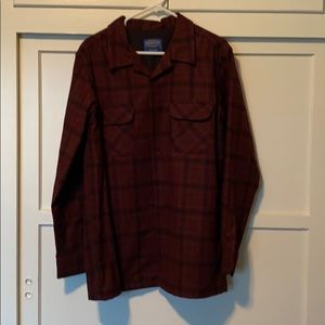 Pendleton Men's Fitted Board Shirt